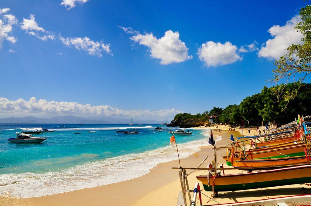 vakantie januari naar indonesie